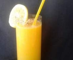 "Cocktail ""GIALLOPARMA"" analcolico"