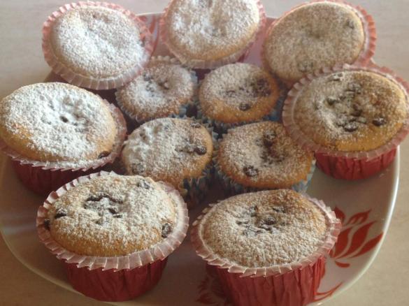 Ricette Dolci Bimby Senza Uova.Muffin Senza Uova E Senza Burro