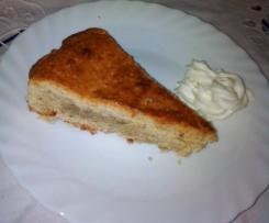 TORTA DI MANDORLE MANTOVANA