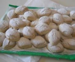 RICCIARELLI (cucina regionale TM 21)