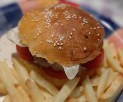 Panini hamburger POLDO