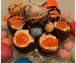 Uova sode dolci