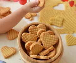 Biscotti di grano duro al grana