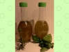 Olio aromatizzato al rosmarino e al basilico