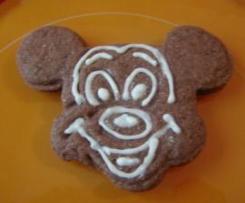 Biscotti al cioccolato Disney