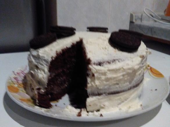 Ricetta torta oreo con bimby