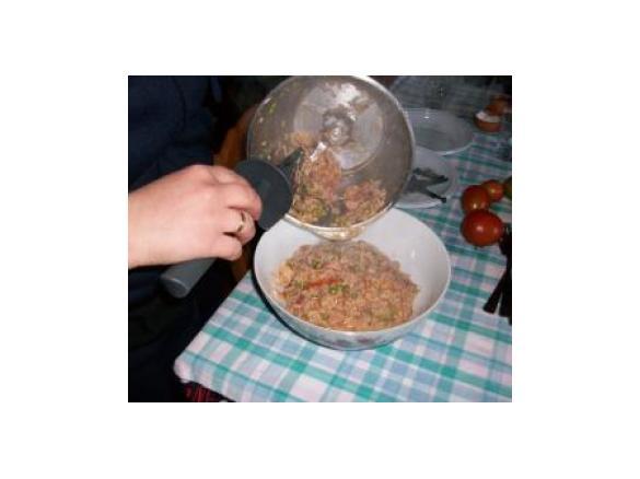 Ricette bimby riso ai frutti di mare
