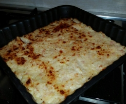 Finocchi gratinati light