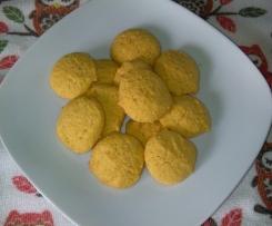 Biscotti con farine di mais e farro