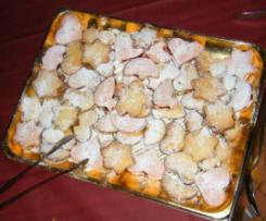 Biscotti con farina di mandorle