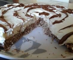 TORTA KINDER CEREALI (Torta fredda)