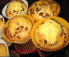 Cupcake glassati alla vaniglia
