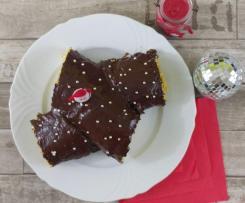 TRONCHETTO DI NATALE DOLCE senza glutine e senza latticini