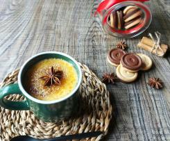 Cioccolata calda con Zucca aromatizzata al Crème Brûlée (contest cioccolata calda)