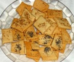 biscotti leggeri salati