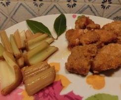 Pollo(non)Fritto al Latticello e Sedano in Agrodolce(ricetta di Gordon Ramsay)