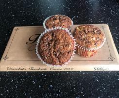 American Muffin al Cioccolato sofficissimi