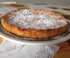 Torta di mele al cucchiaio di Benedetta Parodi, a modo mio