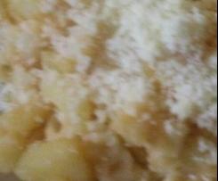 pasta e patate con provola