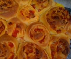 torta di rose rustica