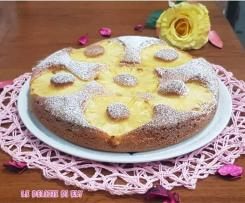 Torta soffice all'ananas
