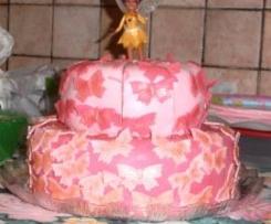 Torta Farfallina