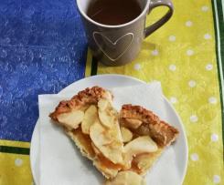 Crostata di mele Nonna Bice