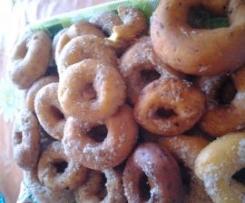 Ciambelle Fritte di Patate