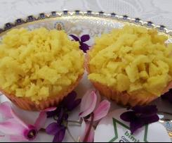 Muffin mimosa salati