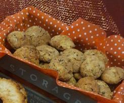 Biscotti pera e cioccolato