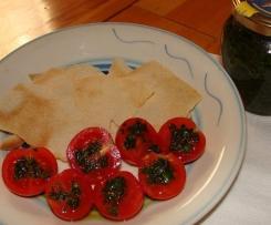 Pomodorini al pesto
