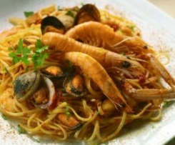 Linguine all'imperiale