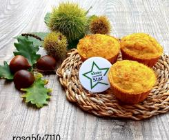 Frittatine muffin con castagne  speck e rosmarino