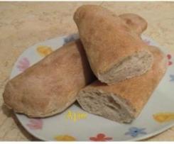 Filoncini morbidi con pasta madre (adattata e modificata dalle Sorelle Simili)