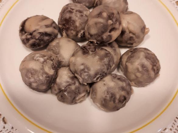 Pezzetti di cannella (tipici dolci natalizi di Taranto)