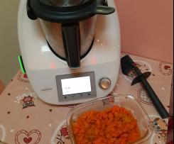 Contorno di carote e cipolle