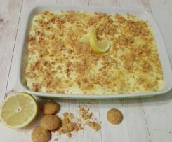 Tiramisu' limone e amaretti