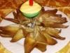 fior di carciofo con salsa piripiri