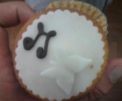 Cupcakes musicali
