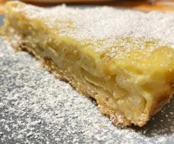 Cheesecake torta di mele