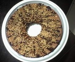 ciambella cioccolatosa