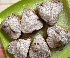 Muffin al grano saraceno( gluten free vegani)