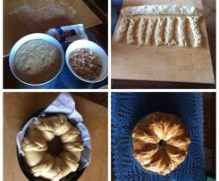 Pan brioche ripieno di salumi