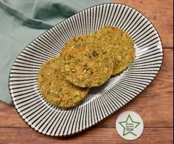 Mungburger con quinoa e broccolo romano - Contest ricette energetiche