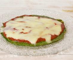 """Pizza di verdure """"contest ricette per bambini"""""""