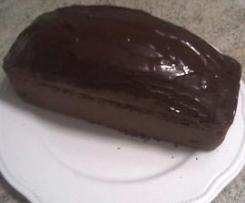 Cake cioccolato e caffe