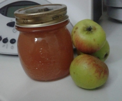 Confettura di mele rosa ( dei Monti Sibillini)
