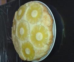 Torta all'ananas,morbida e umida (della mia mamma)