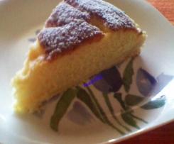 Torta al limone (tipo M.B.)