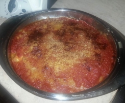 Parmigiana di melanzane a Varoma